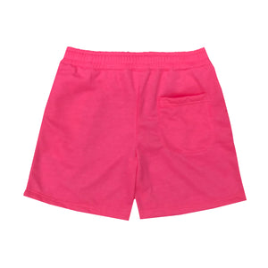 NOIX Neon Pink and Light Grey Walk Shorts BUNDLE