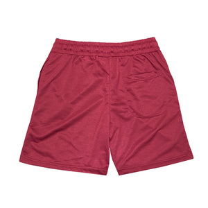 NOIX Pink, Maroon, and Dark Grey Walk Shorts BUNDLE