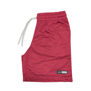 NOIX Neon Pink, Peach, and Maroon  Walk Shorts BUNDLE