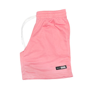 NOIX Pink, Beige and Maroon Walk Shorts BUNDLE
