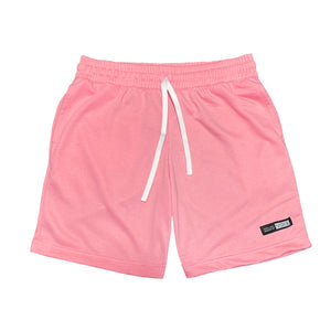 NOIX Pink, Maroon, and Peach Walk Shorts BUNDLE