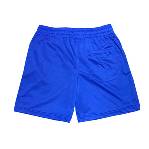 NOIX Peach, Neon Pink, and Royal Blue Walk Shorts BUNDLE