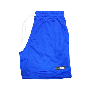 NOIX Royal Blue Walk Shorts
