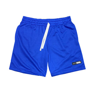 NOIX Electric Pink and Royal Blue Walk Shorts BUNDLE
