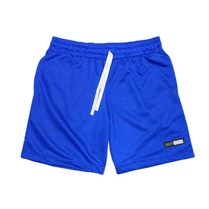 NOIX Royale Blue and Yellow Walk Shorts BUNDLE
