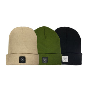 NOIX Beanie for Men and Women - Bundled
