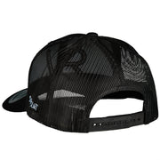 THE ORIGINAL-RVL TRUCKER-BLACK/BLACK-SIDE LOGO