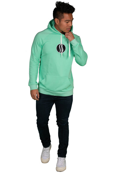 The Azul French Terry Hoodie