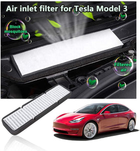 Luftansaugfilter für Tesla Model 3 | e-car-shop.ch