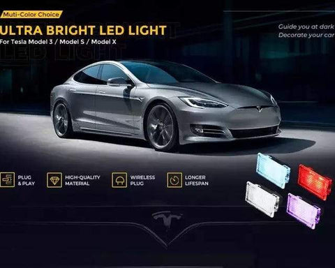 Image of LED Lampensatz für Tesla S/3/X - e-car-shop.ch