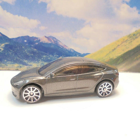 Image of Tesla Model 3 Modellauto 1/64