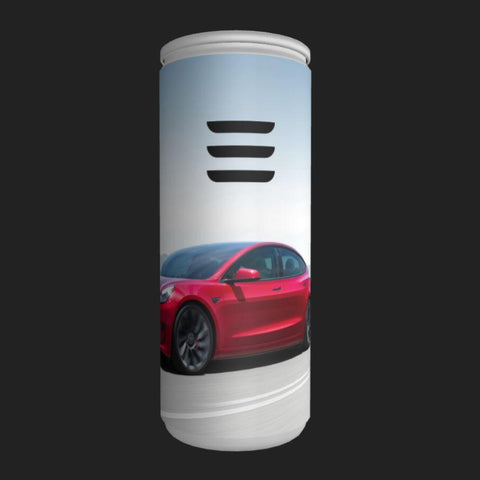 "Energy Drink ""S3XY"" Tesla I e-car-shop.ch"