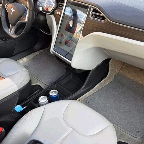 Image of Mittelkonsole Tesla Model S, V14 - e-car-shop.ch