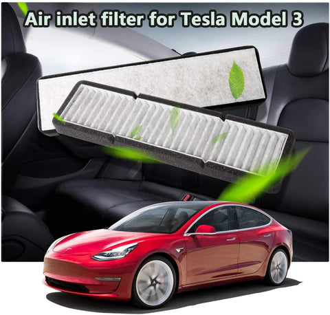 Image of Luftansaugfilter für Tesla Model 3 | e-car-shop.ch