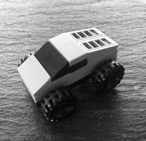 Lego Tesla Cybertruck MINI