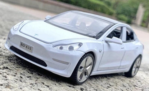 Tesla Model 3 Modellauto 1/32 | e-car-shop.ch