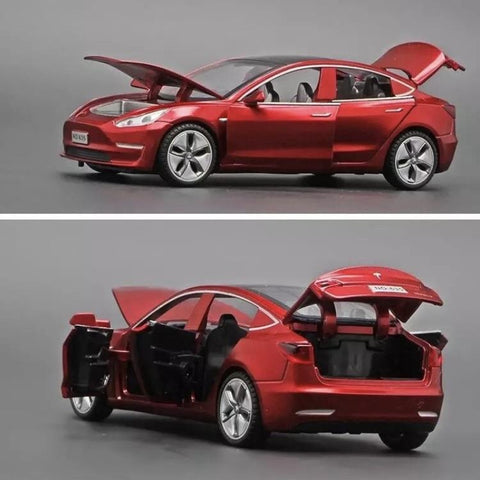 Image of Tesla Model 3 Modellauto 1/32