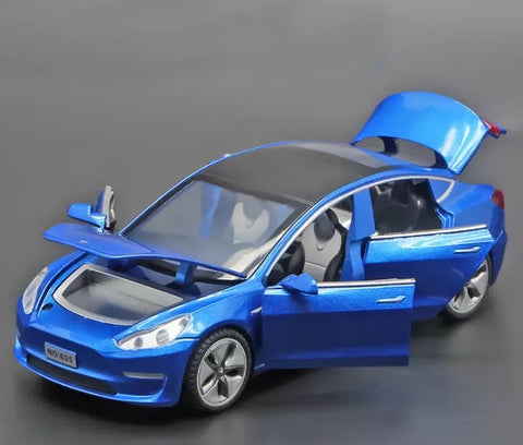 Image of Tesla Model 3 Modellauto 1/32 | e-car-shop.ch