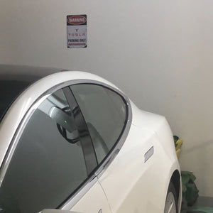 Parkschild TESLA PARKING ONLY - e-car-shop.ch
