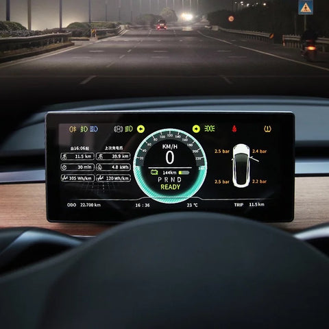 Image of HD Instrumentendisplay für Tesla Model 3 | e-car-shop.ch