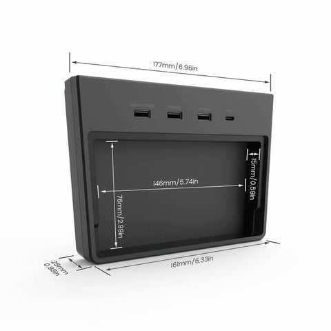 Image of USB Hub für Tesla Model 3