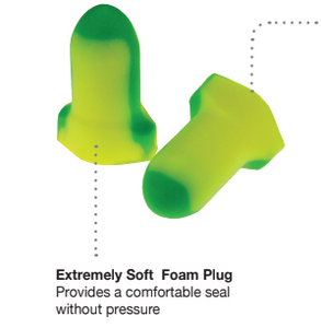 Uncorded Disposable Foam Plugs