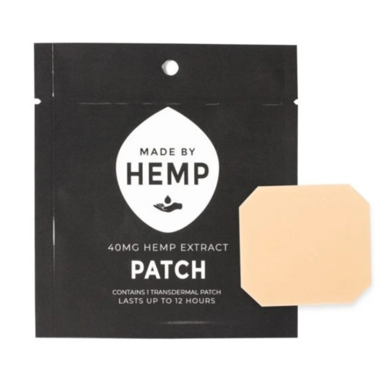 Hemp Extract Patch