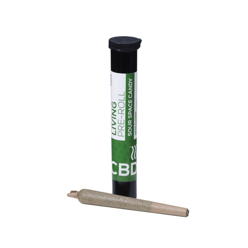 CBD LIVING PREROLL (Now Available)