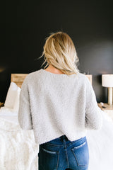 All You Need Sweater In Gray
