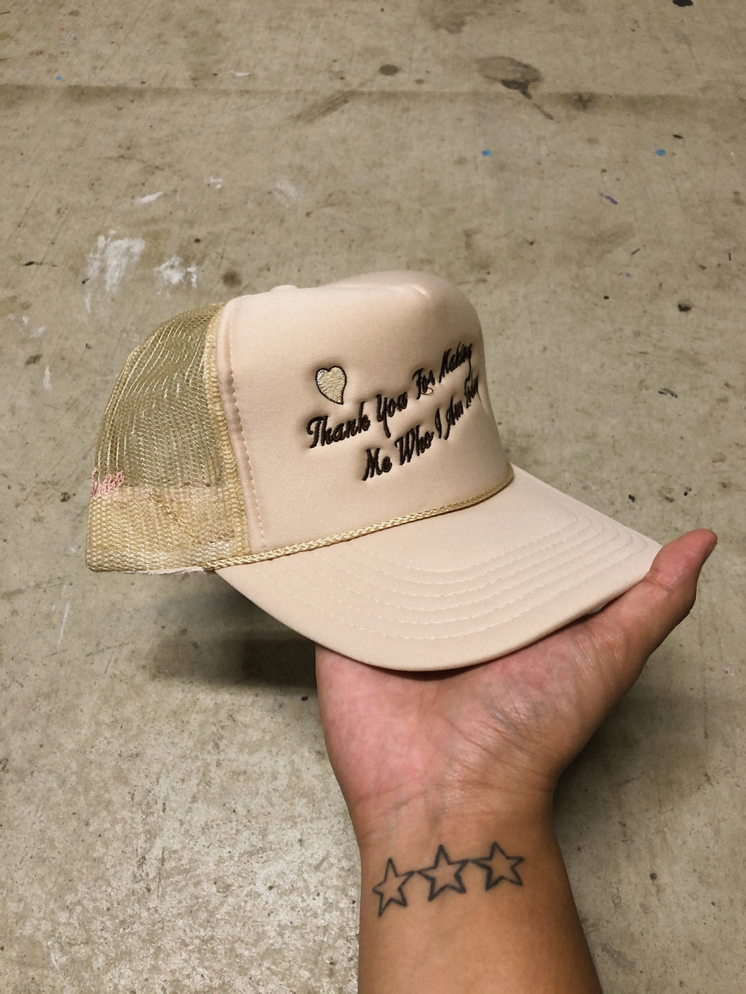 Thank You Trucker Hat