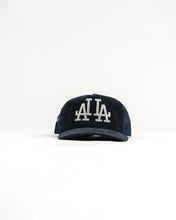Load image into Gallery viewer, Back2Back LA Vintage Corduroy Trucker (Navy Blue)