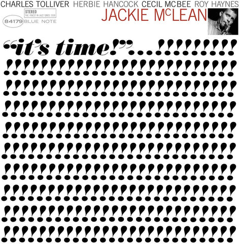Jackie McLean - It's Time (Blue Note Tone Poet Series)
