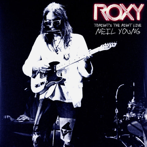 Neil Young - Roxy Tonight's The Night Live (2LP)