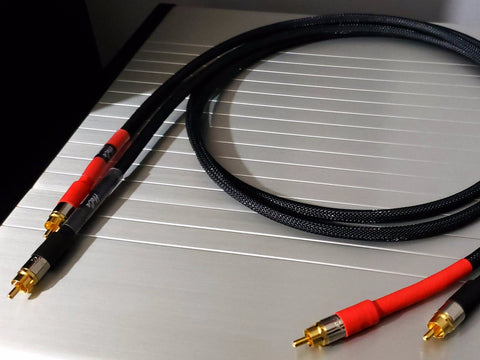 Cables RCA Simple Gold (Par)