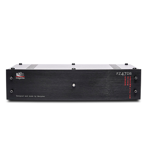 Phonostage preamplificador Margules, FZ47DB