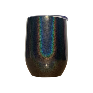 Rainbow sublimation tumbler  12 oz