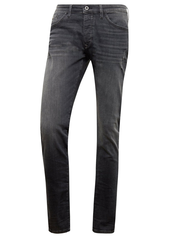 "Jeans Yves ""Smoked brushed"""