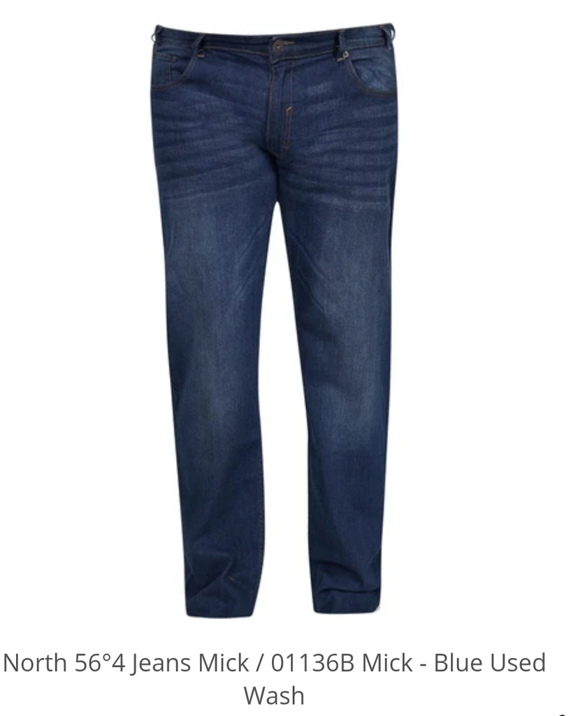 Jeans Mick coupe Regular