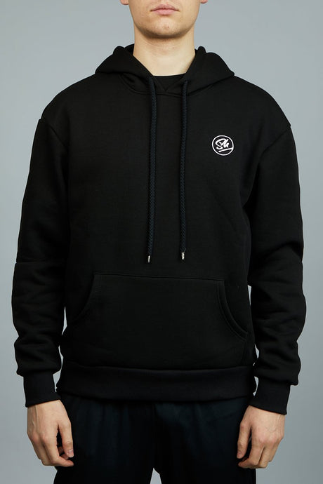 Small Patch Logo Hoodie