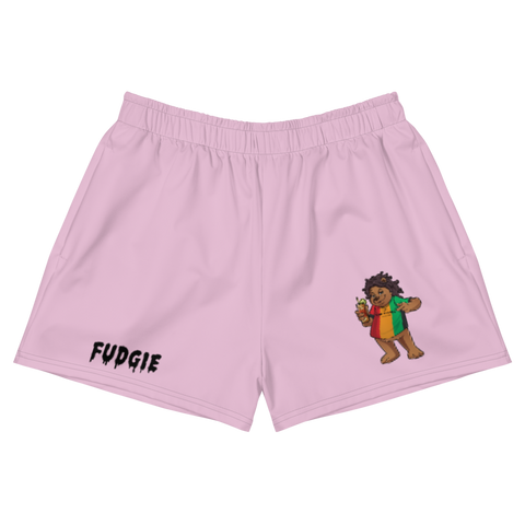 Fudgie Women's Athletic Shorts (Set)