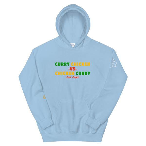 Curry Chicken -vs- Chicken Curry Unisex Hoodie