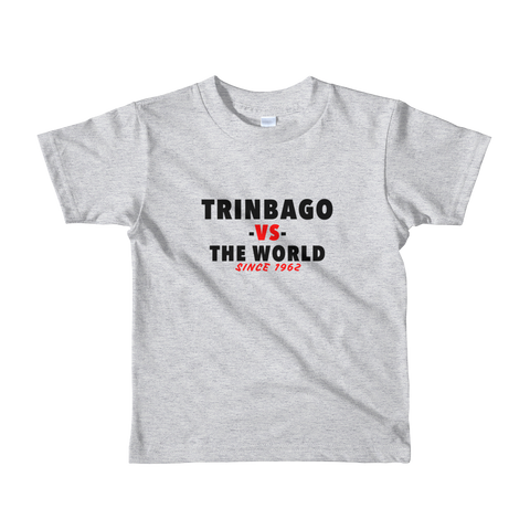 Trinbago -vs- The World kids t-shirt