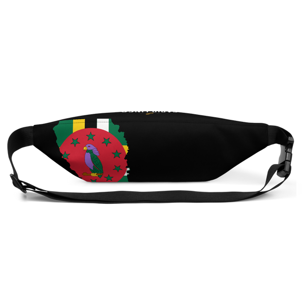 I Am Rooting: Dominica Fanny Pack
