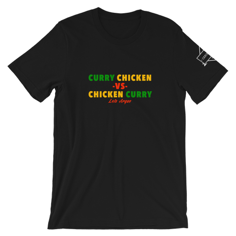 Curry Chicken -vs- Chicken Curry T-Shirt