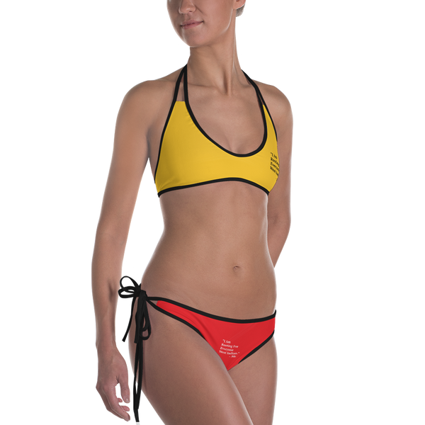 I Am Rooting: West Indian Bikini