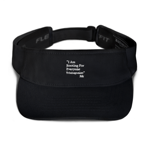 I Am Rooting: Trinbago Visor