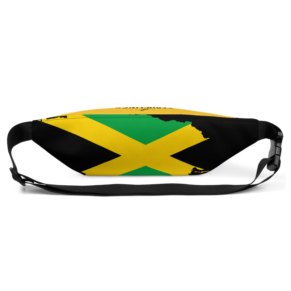 I Am Rooting: Jamaica Fanny Pack