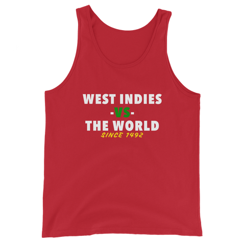 West Indies -vs- The World Tank Top