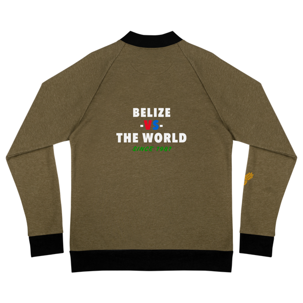 Belize -vs- The World Bomber Jacket