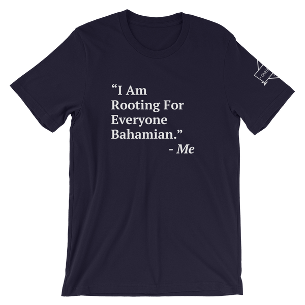 I Am Rooting: Bahamas T-Shirt